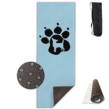 Amazon.com: Antideslizante Esterilla de yoga, perro ...