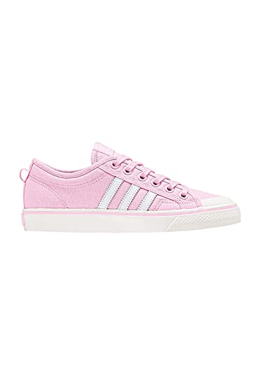 feef3c50c7491 Amazon.com | adidas Originals Womens Nizza Trainers - Pink | Shoes