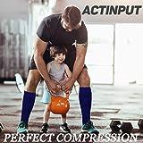 ACTINPUT Compression Socks Women & Men 15-20mmHg
