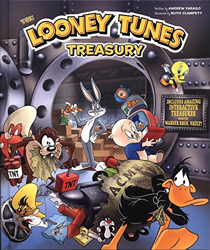 Looney Tunes Treasury: Includes Amazing Interactive Treasures from the Warner Bros. Vault! by Running Press