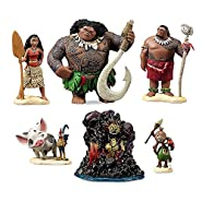 Disney Moana Figurine Playset