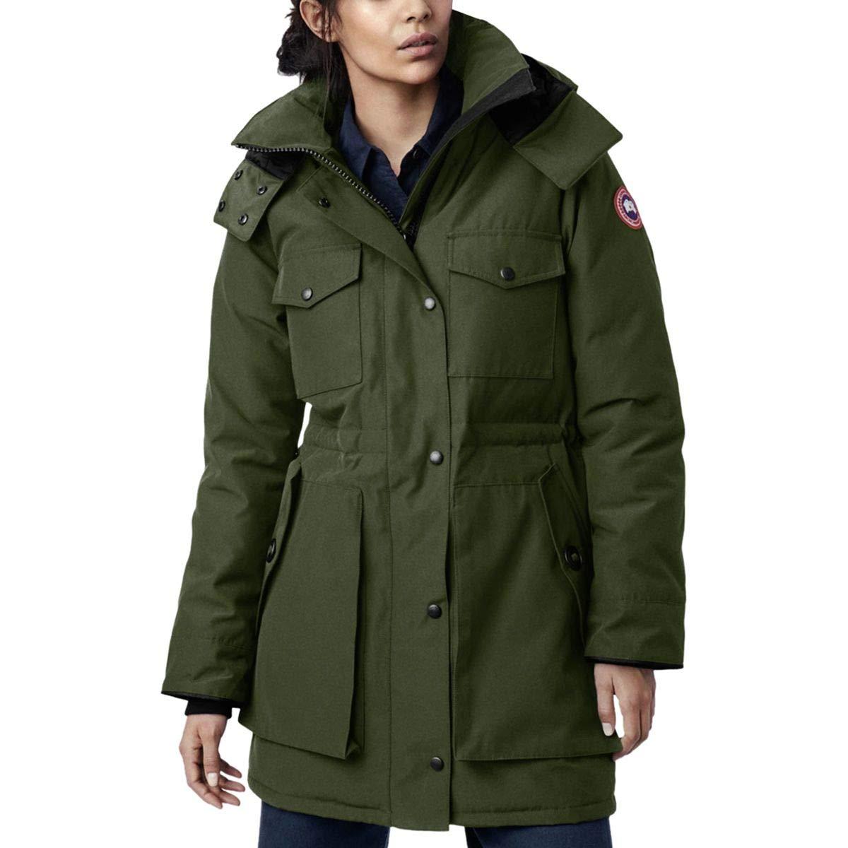 【即発送可能】 (カナダグース)Canada [並行輸入品] Goose Gabriola Parka M) レディース ジャケットMilitary Green (US [並行輸入品] B07K4481YZ 日本サイズ L相当 (US M)|Military Green Military Green 日本サイズ L相当 (US M), 壮健の里柊亭:16bf2a3b --- realcalcados.com.br