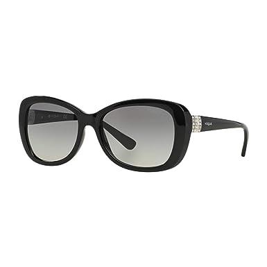 ca5a87b9468 Vogue Sonnenbrille (VO2943SB W44/11 55): Amazon.de: Bekleidung