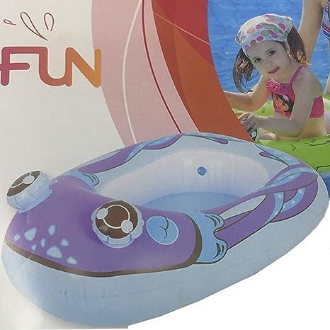 Fun Costumes Bote Hinchable con Forma de pez: Amazon.es: Hogar