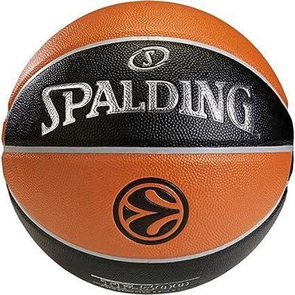 Ballon de Basket-Ball SPALDING Euroleague TF 500