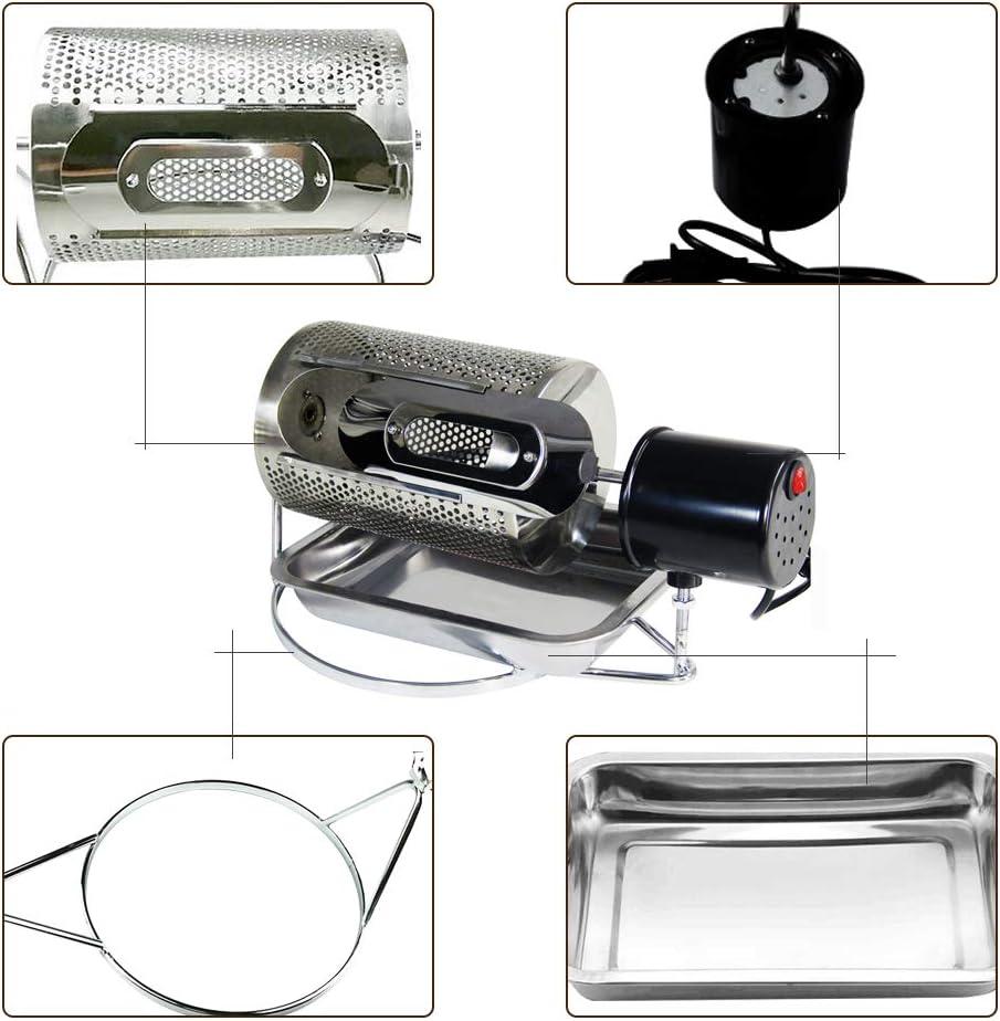 jiawanshun household coffee roaster stovetop or alcohol burner