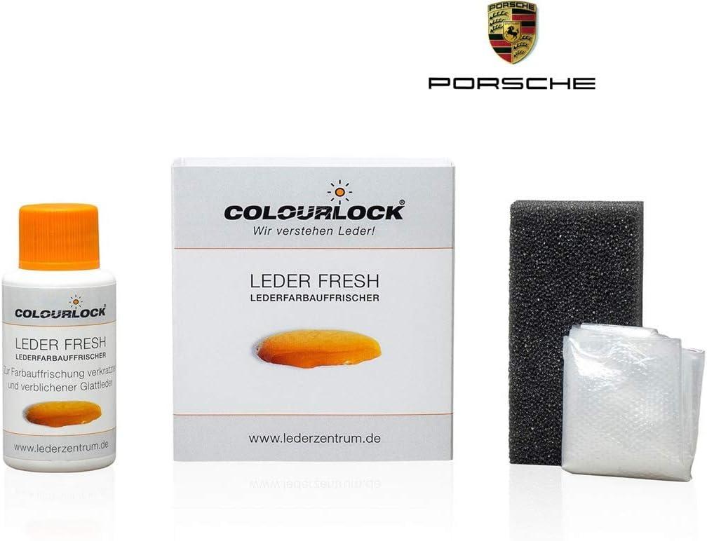 COLOURLOCK Color Asientos de Piel Porsche – Lichtgrau, 30 ml ...