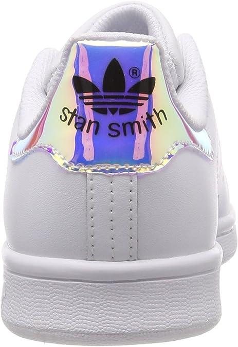 adidas aq6272 stan smith j basket mixte enfant