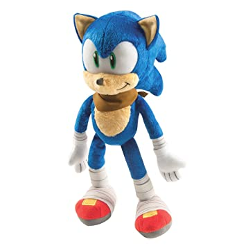 Sonic el erizo Boom – hablando de peluche