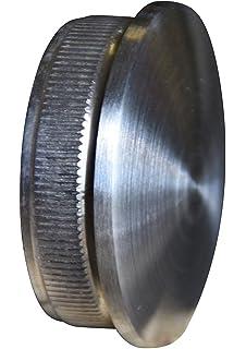 Endkappe V2A 1.4301 42,4x2,0 mm Edelstahl Stopfen