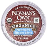 keurig pods newmans own - Newman's Own Organic Newman's Special Blend Coffee,  K-Cup Portion Pack for Keurig K-Cup Brewers, 12-Count (Pack of 2)