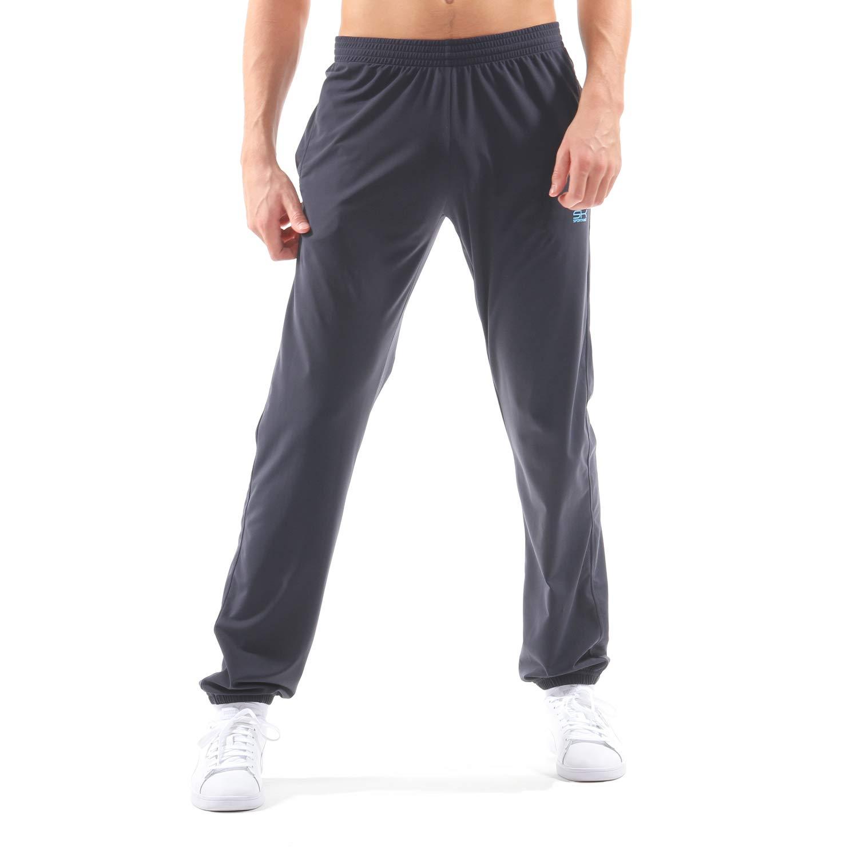 Sportkind Jungen & Herren Tennis/Fitness / Sport Jogginghose, Navy blau, Gr. XXL
