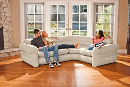 Amazon.com: Living Room Design Ideas Futon Bed Couch Sofa Sectional ...