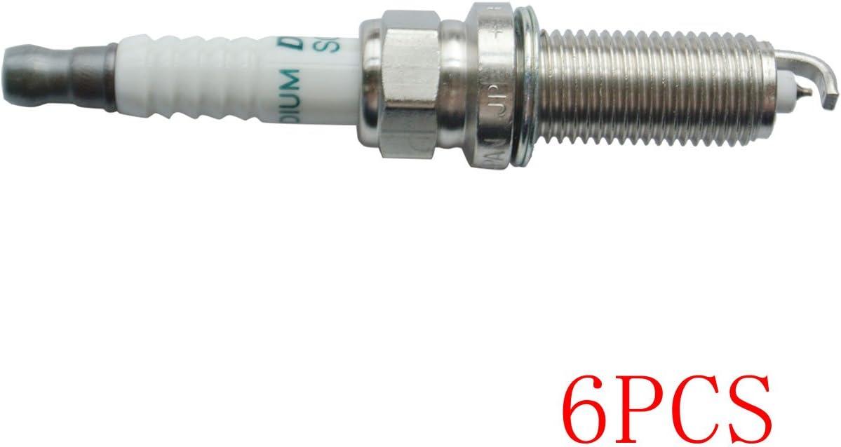 Northtiger Spark Plug Fits Toyota Lexus Scion Denso SC20HR11 9091901253 6PC