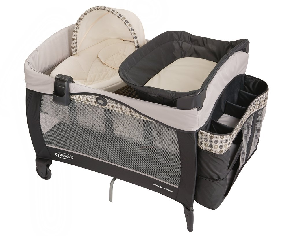 Graco Pack 'N Play with Newborn Napper Elite