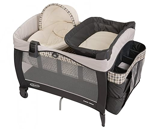 Graco Pack 'N Play with Newborn Napper Elite, Vance