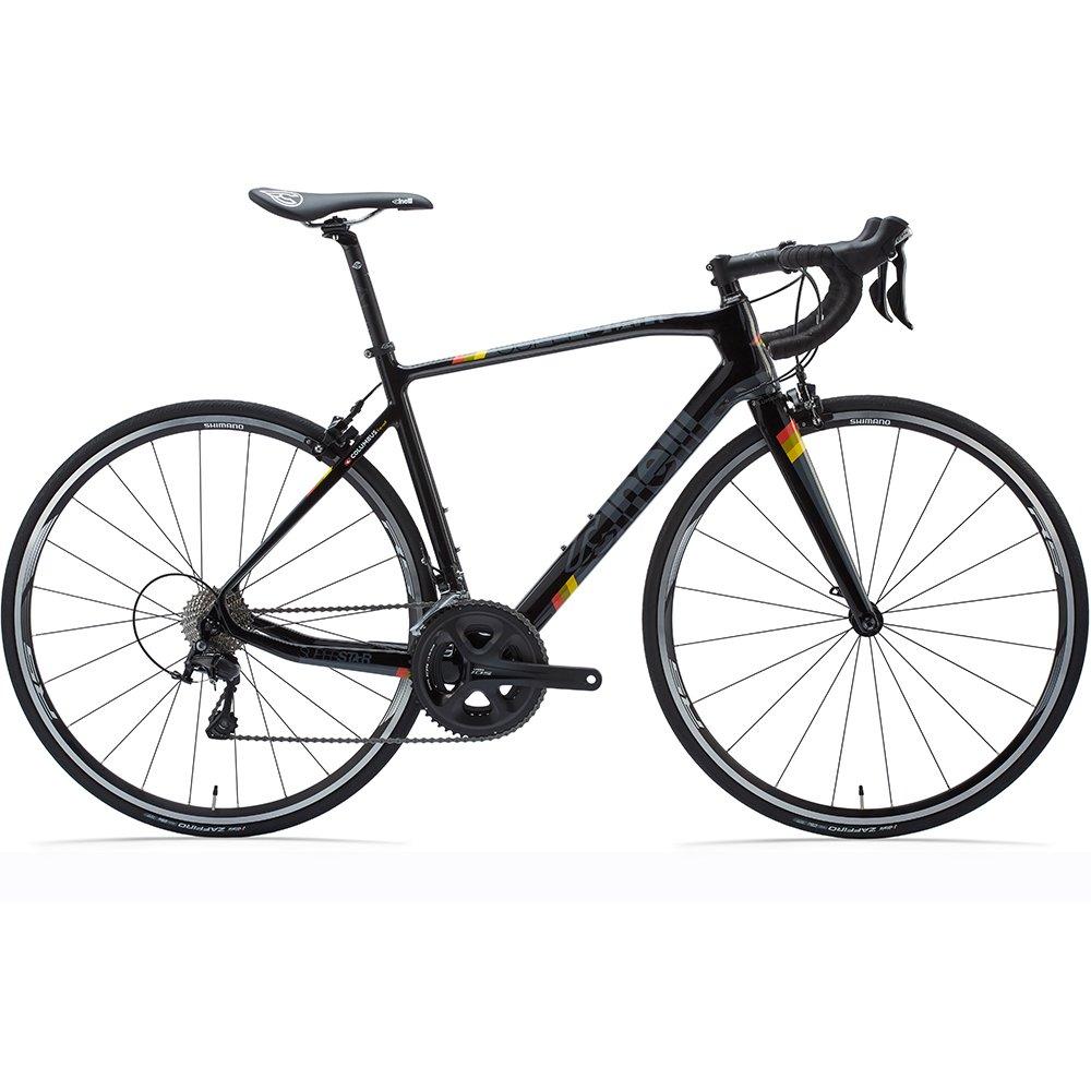チネリSuperstar / 105 Completeロードバイク – グレーSML B06XCDZNCM