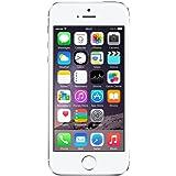 Apple iPhone 5S Argent 64Go Smartphone Débloqué (Reconditionné Certifié)