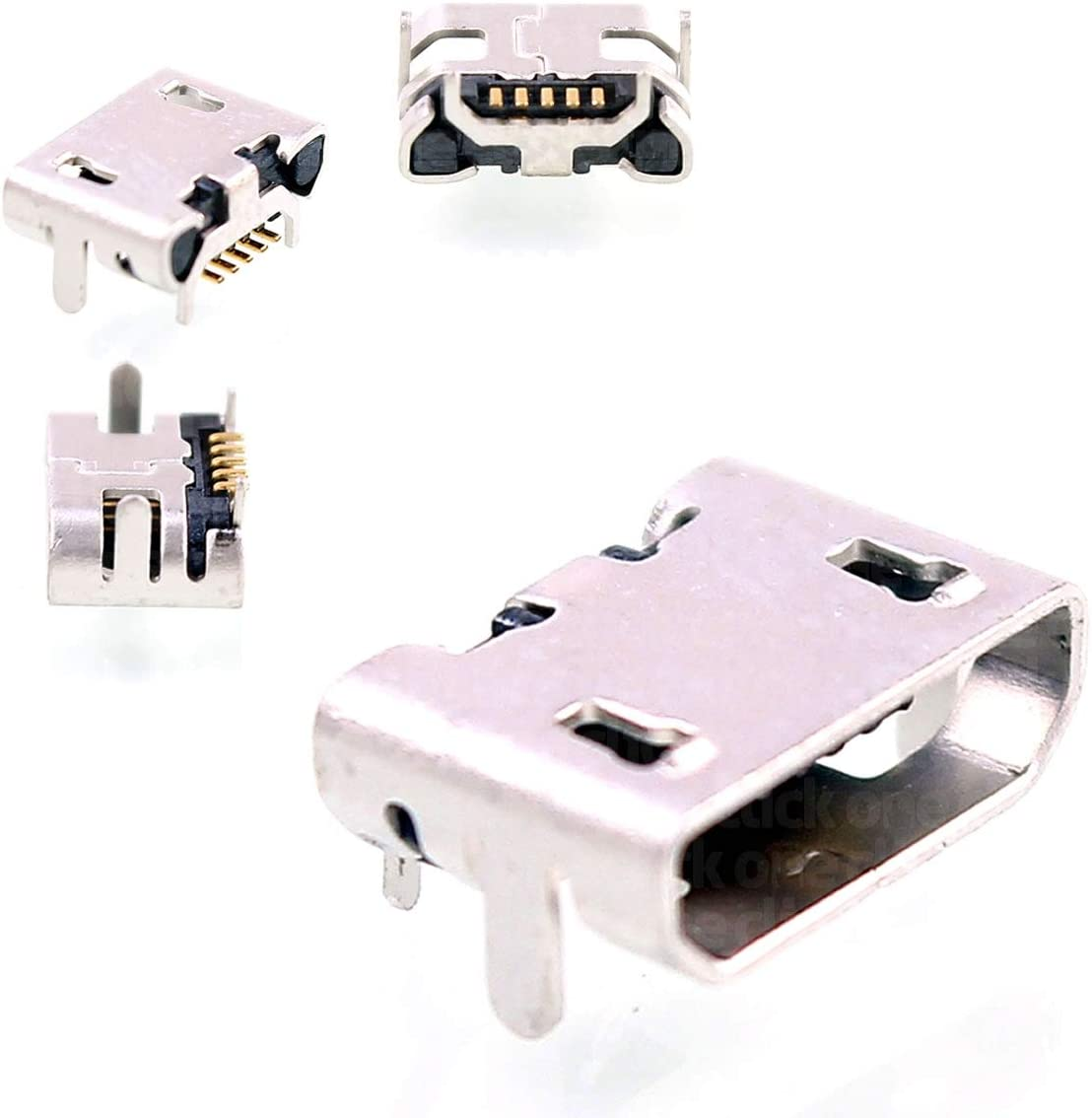MICRO USB DC JACK POWER CHARGING PORT
