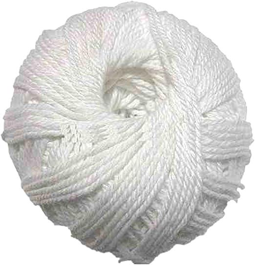 Ogquaton algodón Bolas de Hilo para Costura línea Cubierta Cordel ...