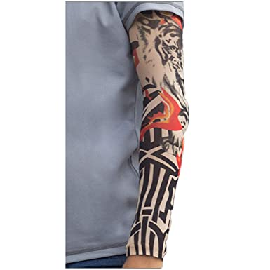1 par Flor Brazo Tatuaje Manga para Adultos Múltiples Mode Estilos ...