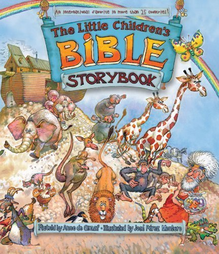 The Little Children's Bible Storybook (2005-11-30)