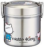 Skater 斯凯达 不锈钢饭盒 凯蒂猫等图案 凯蒂猫(Hello Kitty) 480ml STLB0