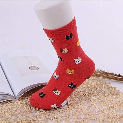 Hosiery & Socks Female Funny Socks Casual Boat Low Cut Summer Cute Cats Faces Short Ankle Socks Socks