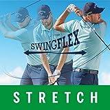 IZOD Men's Golf Swing Flex Stretch Flat Front