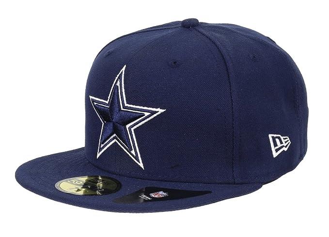 A NEW ERA Dallas Cowboys 59 Fifty - Gorra NFL - Marina: Amazon.es: Ropa y accesorios