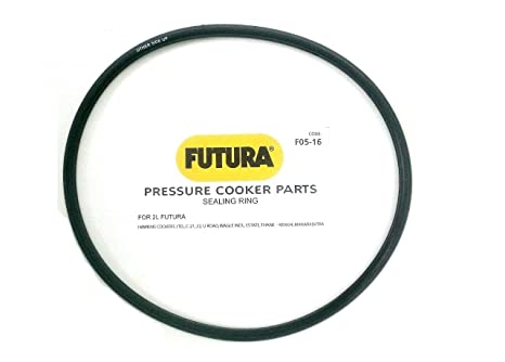 Hawkins Gasket Sealing Ring for Futura Pressure Cookers, 2l Pressure Cookers at amazon