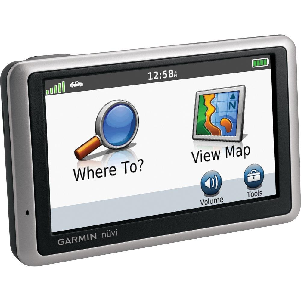 amazon com garmin nuvi 1450 5 inch portable gps navigator rh amazon com Garmin GPS Navigation for Car Garmin 205 Fitness