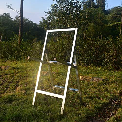 KAINOKAI Aluminum Alloy Telescopic Folding Target Stand (Target Stand)