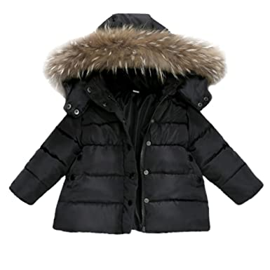 7f82af8e698a Amazon.com  WuyiMC Kids Warm Down Jackets