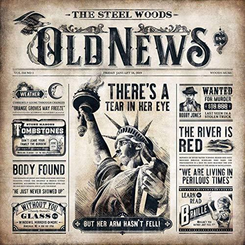 2016 Wood - Old News