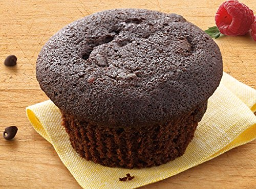 Nutrisystem BREAKFAST - DOUBLE CHOCOLATE MUFFIN (7 COUNT) High Fiber by Nutrisystem