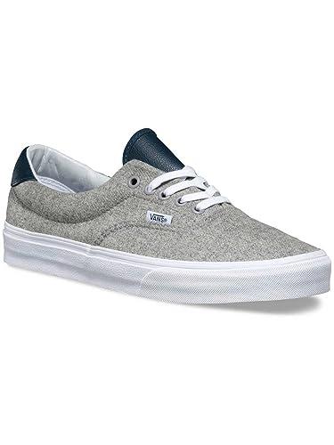 Vans Era 59 Varsity Gray True White 46  Amazon.co.uk  Shoes   Bags 53d886d3b