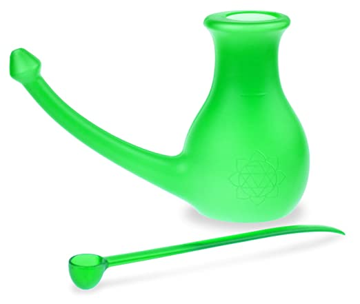 542 opinioni per NoseBuddy neti pot, Green DO NOT USE
