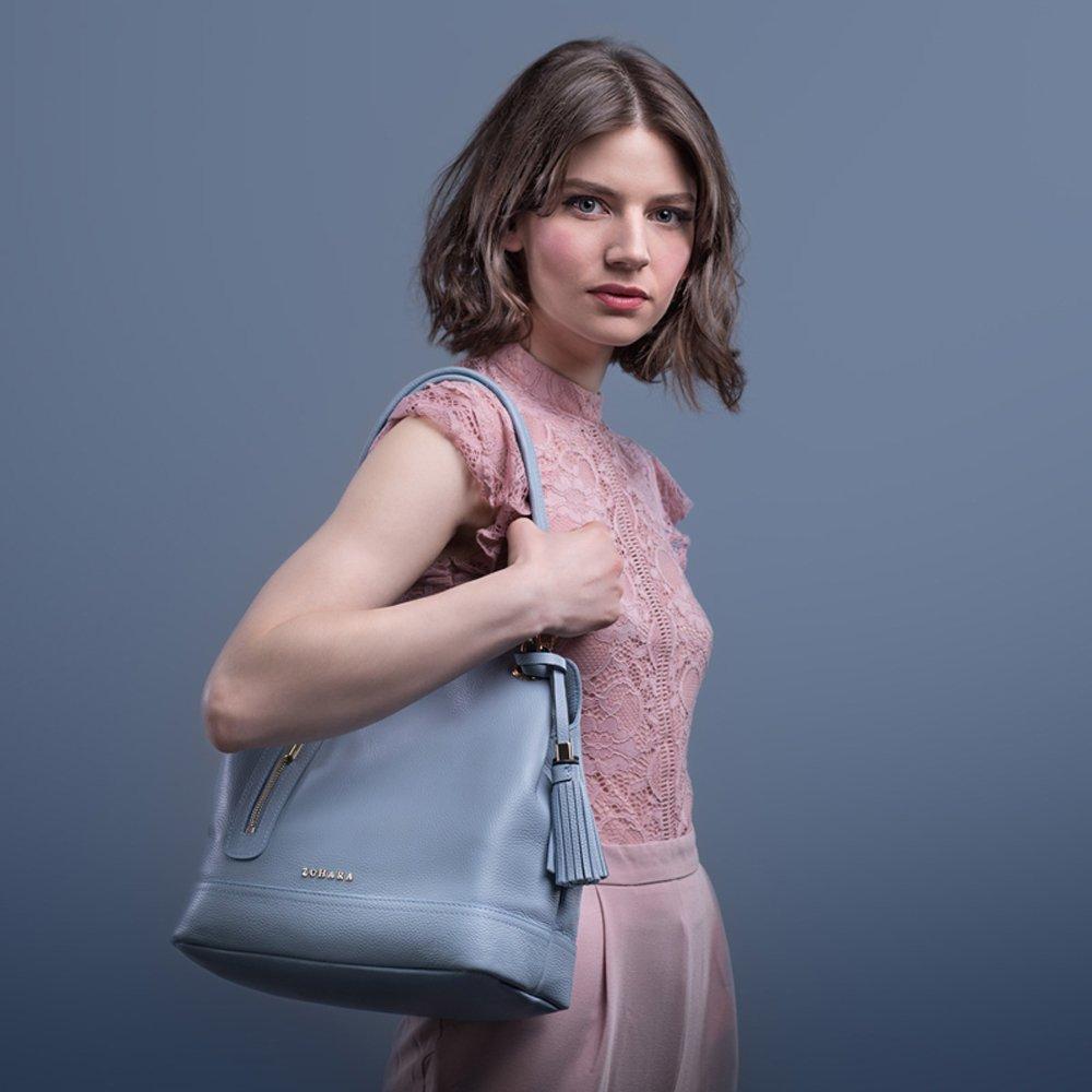 91f51333d9ba Zohara Camden Handbag Soft Wave: Amazon.co.uk: Shoes & Bags