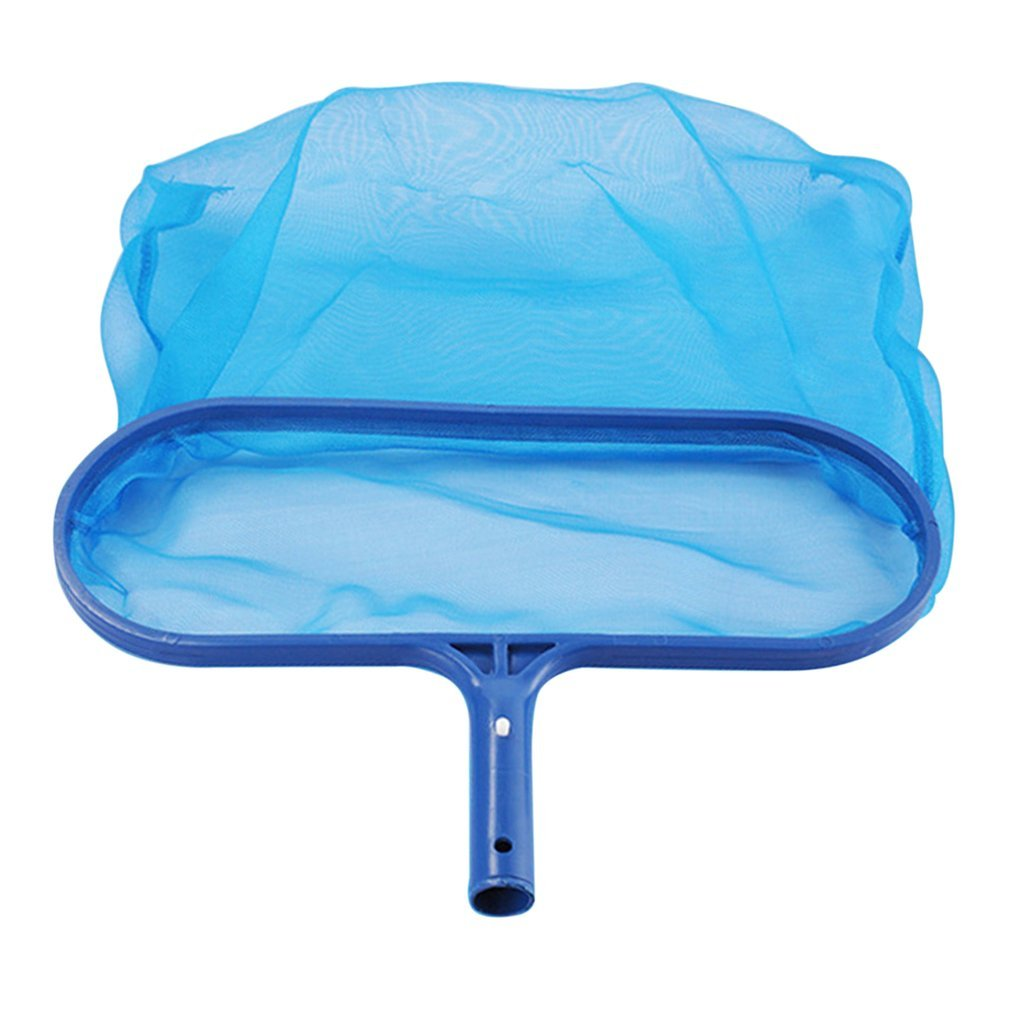 YCDC B Swimming Pool Spa Pond Leaf Skimmer Mesh Sturdy Plastic Frame Head Surface Net