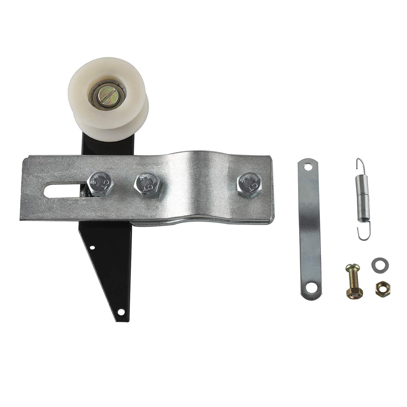 JRL 80cc Motor Bike Gas Engine Parts - Spring Bearing Chain Idler Tensioner & Pulley by JRL