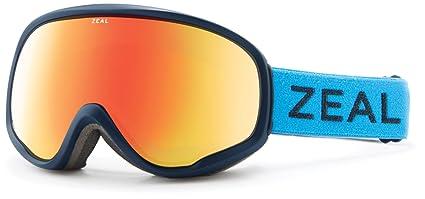 70c9e9782ce5 Zeal Optics Unisex Forecast Azure W Polarized Phoenix Mirror Lens One Size