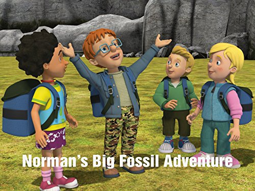 Adams Backpack (Norman's Big Fossil Adventure)