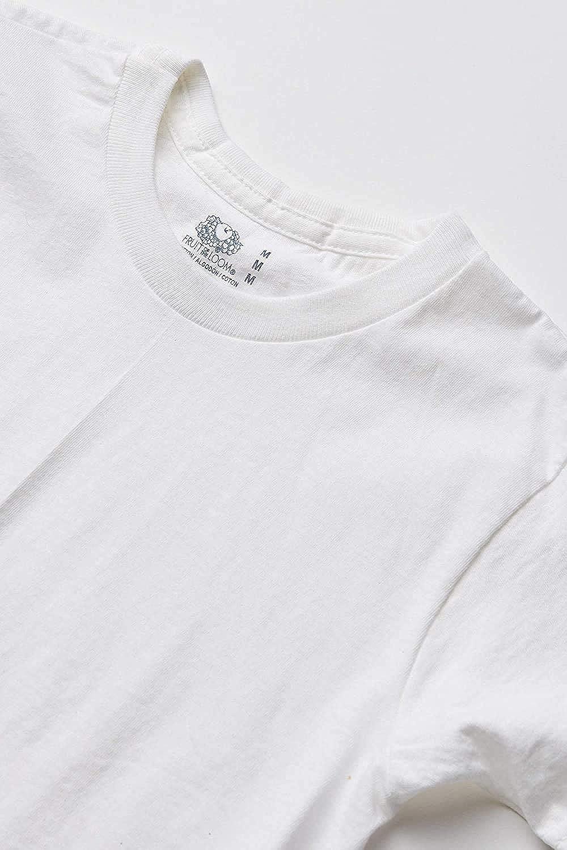 Blanco Pack de 5 White 30 Fruit of the Loom Kids Original tee 5 Pack Camiseta Talla del Fabricante: 9-11 10-11 a/ños para Ni/ños