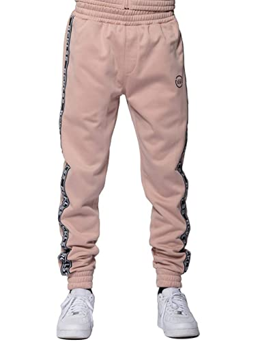 Young and Reckless – Pursuit Track Pants – Rosa/Negro – – Hombres ...