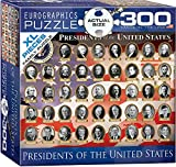 EuroGraphics US Presidents Jigsaw Puzzle (300-Piece)
