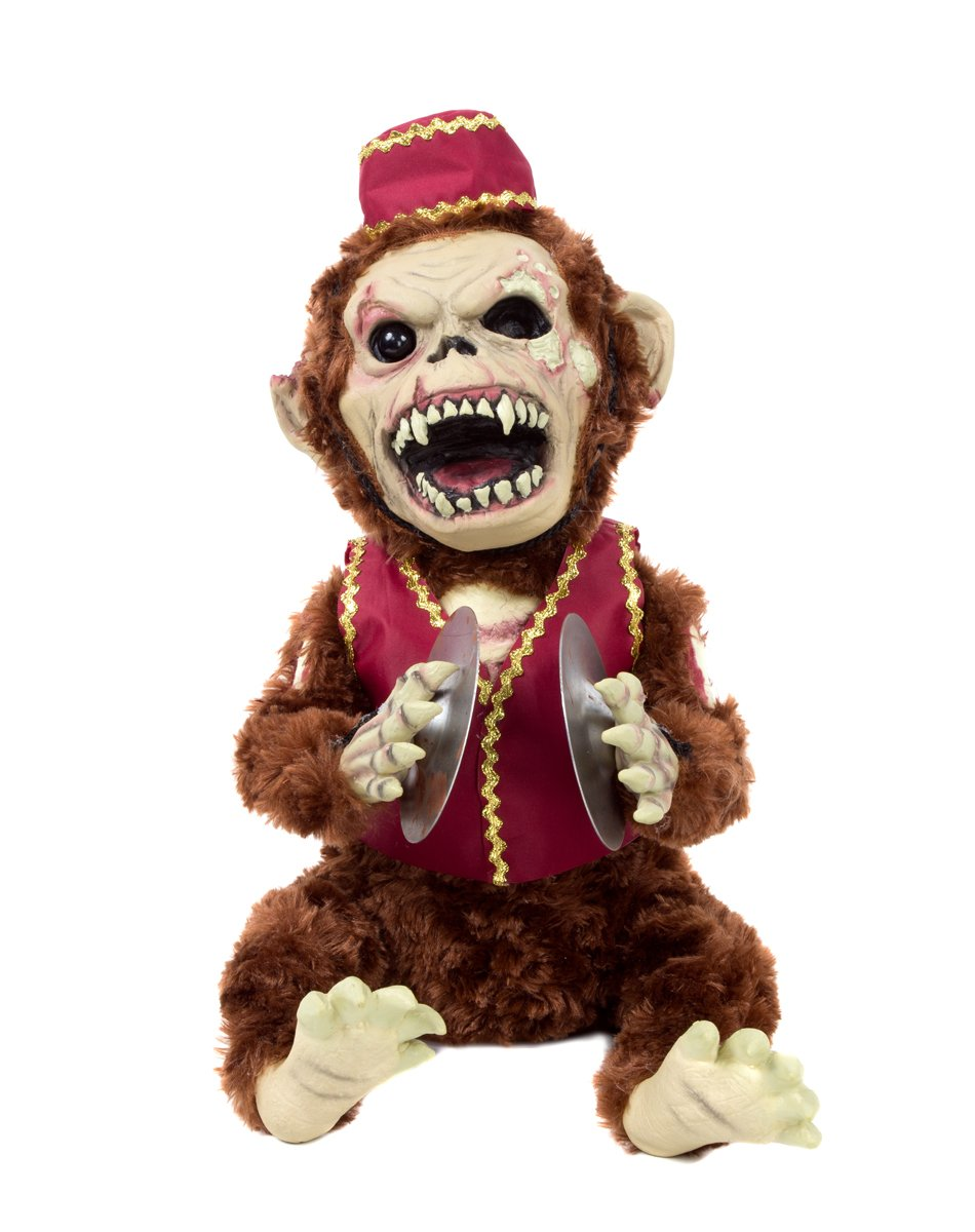Amazon Animated Monkey With Cymbals As Seen On American Horror