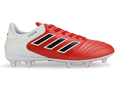 9bf142de01d adidas Men s Copa 17.2 FG Red Core Black White Shoes ...