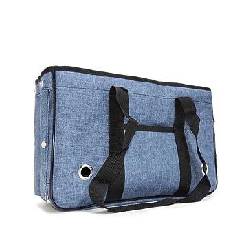 Amazon.com: ZZmeet - Bolsa de viaje plegable para cachorro o ...