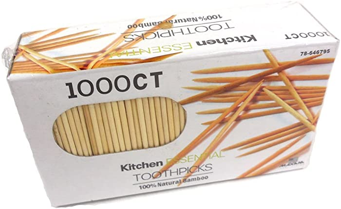 The Best Toothpicks For Food